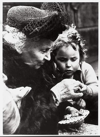 Về bà Maria Montessori