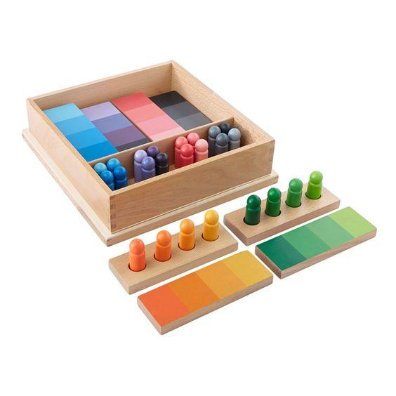 Chương trình Montessori 3-6 tuổi